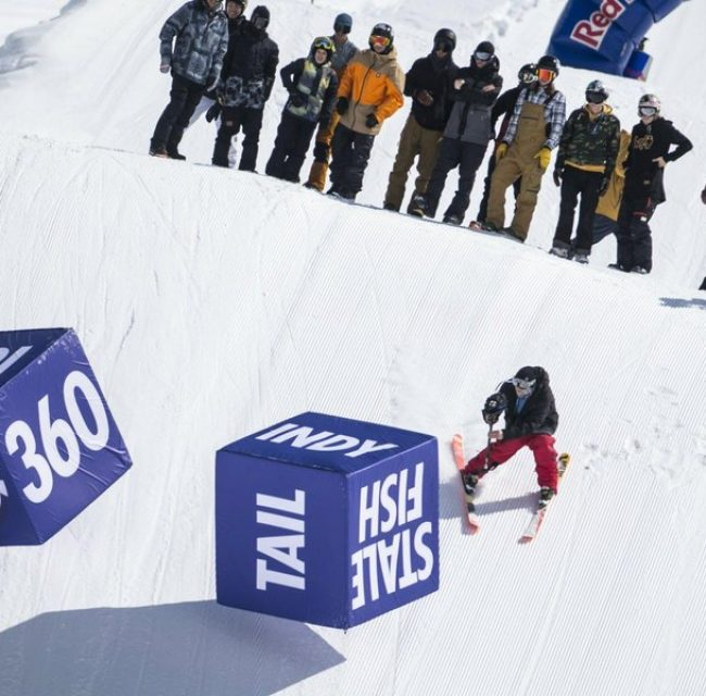 Red Bull Roll the Dice 2017
